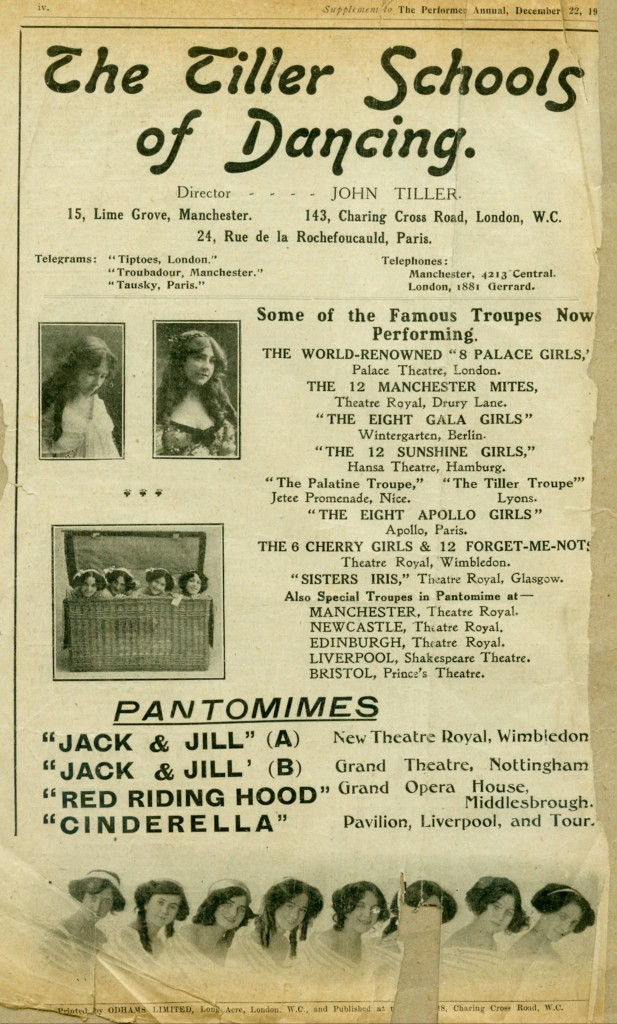1910 PERFORMERS ANNUAL