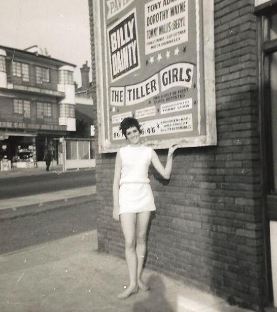 Ann Calvert 1966