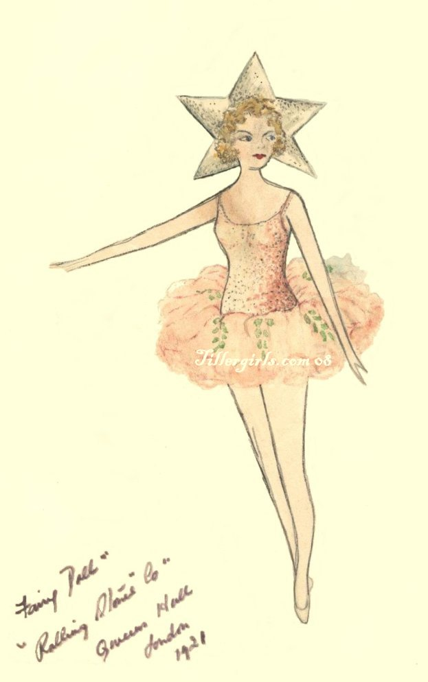 Fairy Doll 1921