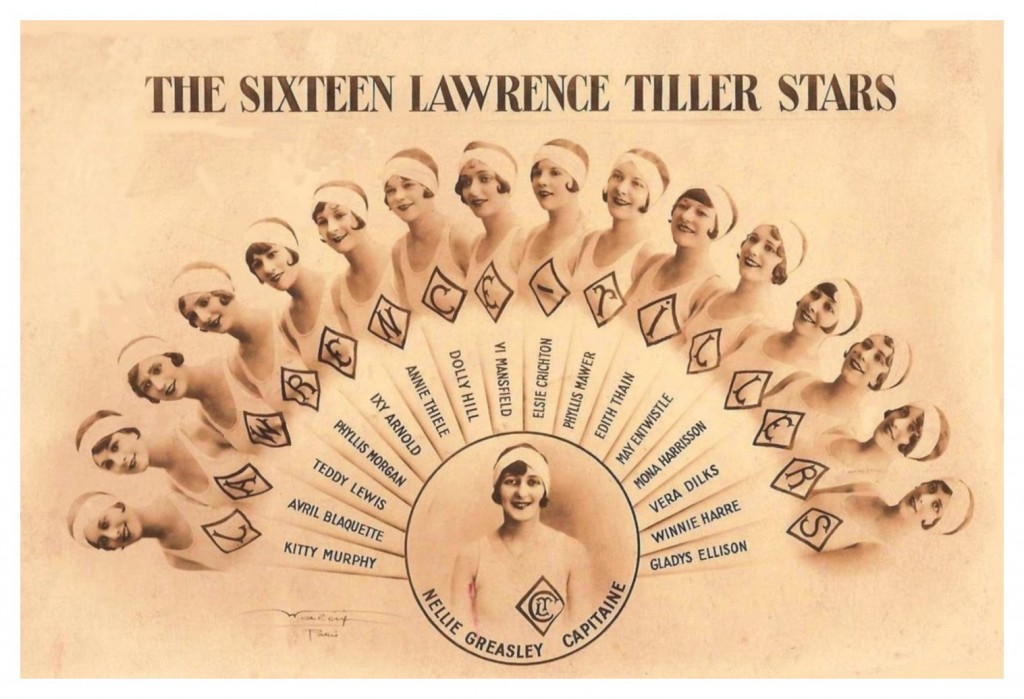 The Sixteen Lawrence Tiller Stars Edit