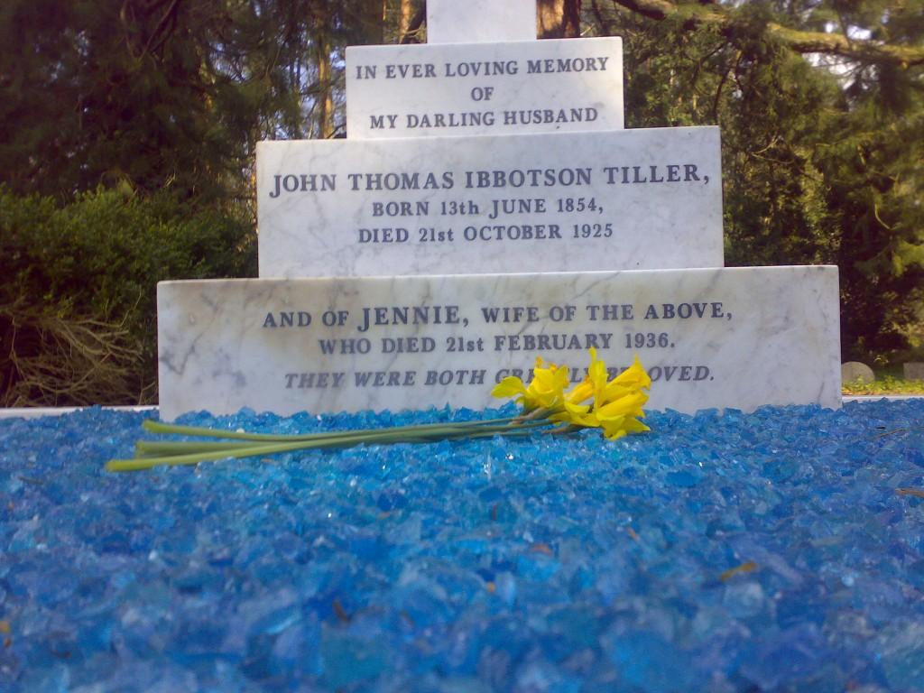 John and Jennie Tiller