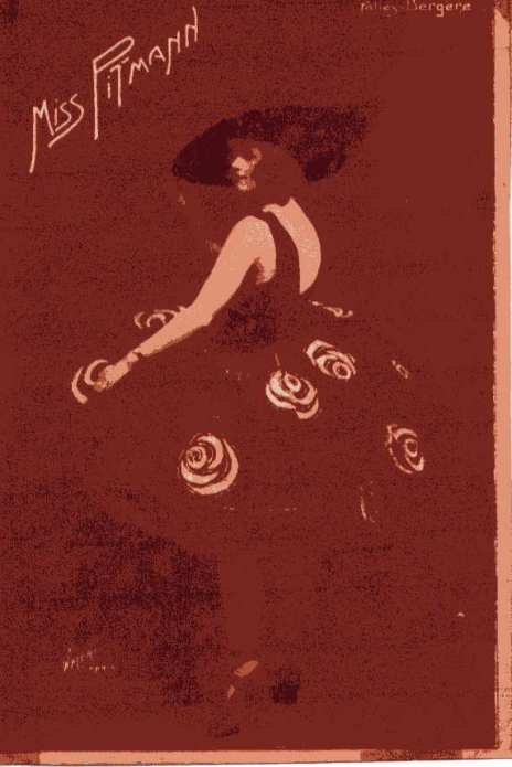 Alice Pittman Les Follies Bergere