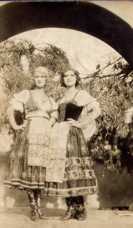 Alice Pittman &  Sadie 2