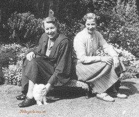 Doris Alloway & Barbara Aitken