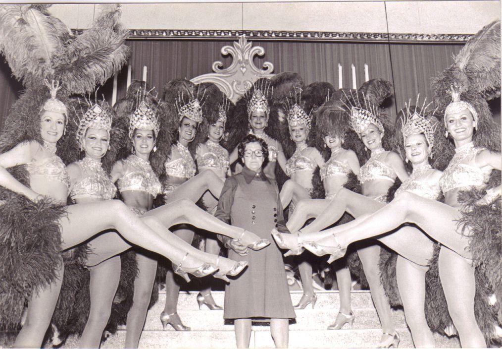 Eastbourne Tillers 1977
