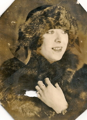 Lily in 1920's