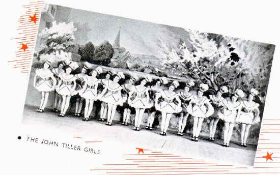 Tiller post card