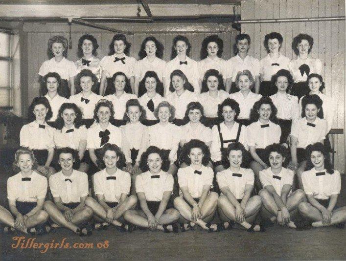 Tillers& Chorous 1944